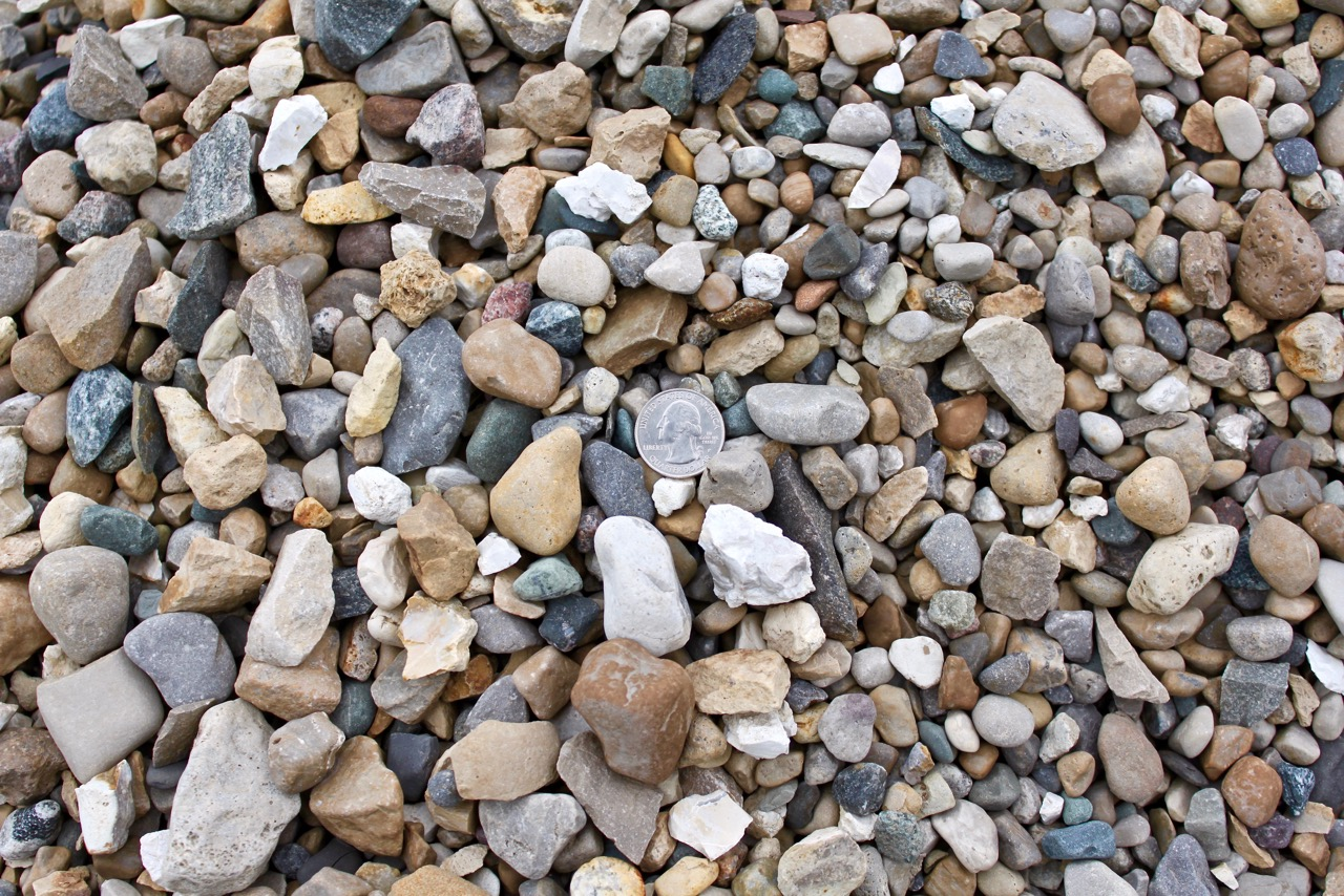 Local aggregates green stone company natural stone and for Landscaping rocks indianapolis