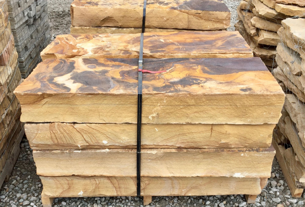 Natural Stone Steps | Green Stone Company | Natural Stone and ...