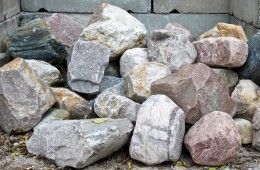 Glacial Granite XL Boulders (24″ and Larger)
